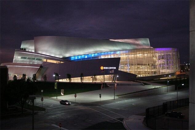 Tulsa BOK Center