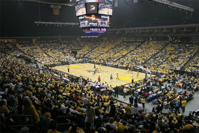 Tulsa Shock Basketball