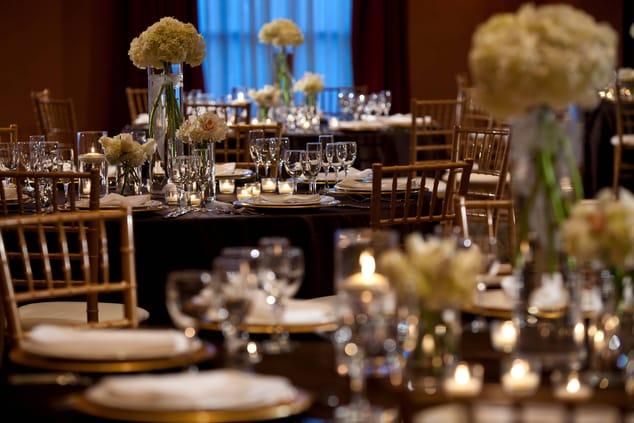 Madrid Ballroom Banquet