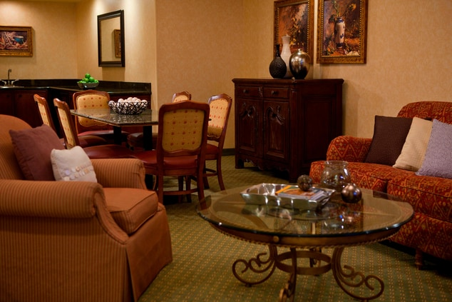 Hospitality Suite Parlor