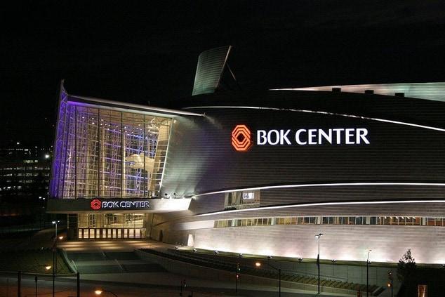 BOK Arena Tulsa Oklahoma