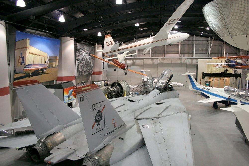Tulsa Air & Space Museum