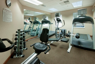 Tulsa Oklahoma Hotel Fitness Center