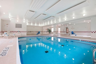 Tulsa Oklahoma Hotel Indoor Pool