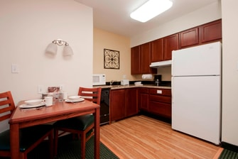 Tulsa Oklahoma Hotel Accessible Kitchen
