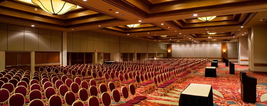 Tulsa Oklahoma Accommodations Marriott Tulsa Hotel