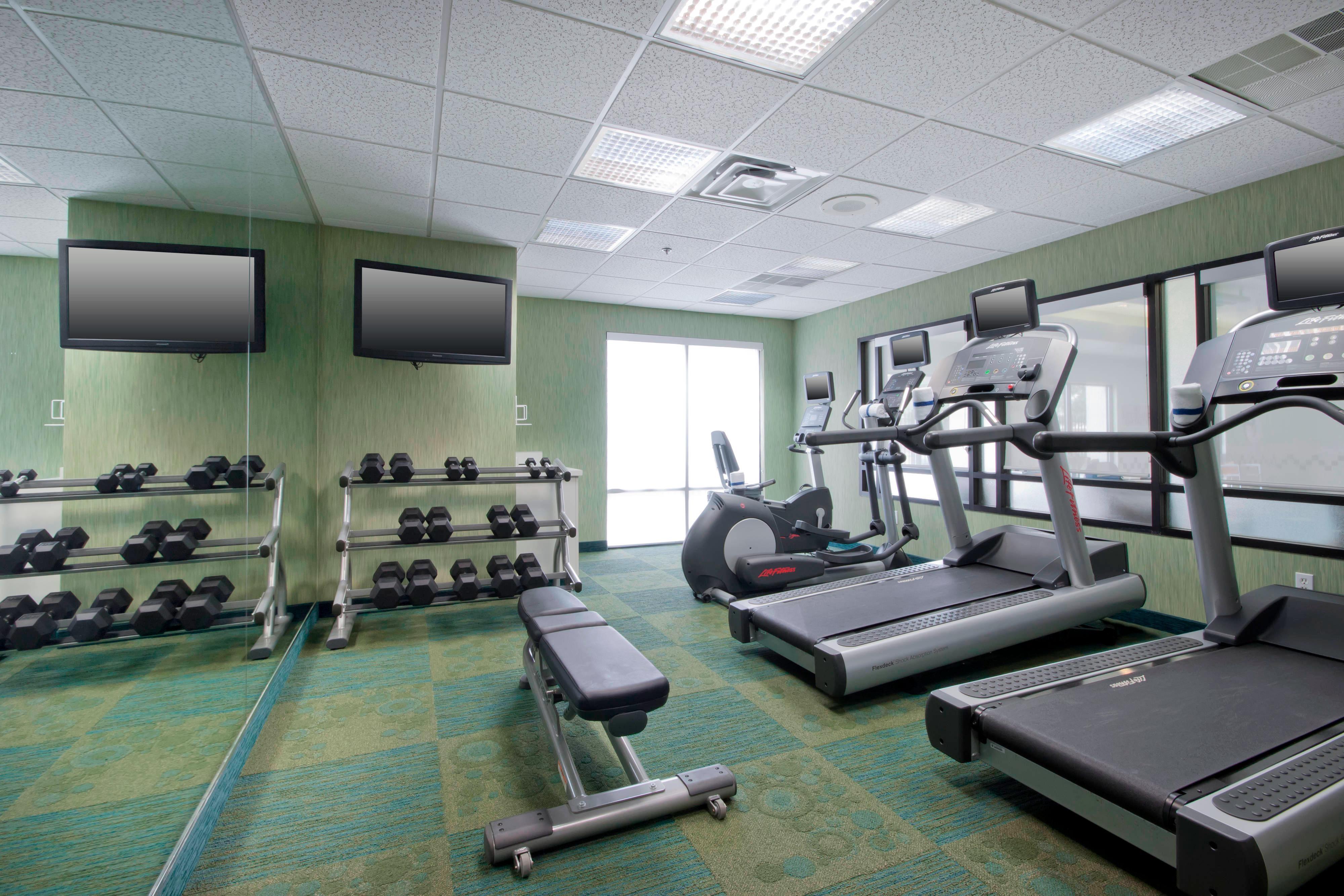 Tulsa Oklahoma Hotel Fitness Center