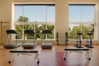مركز اللياقة البدنية