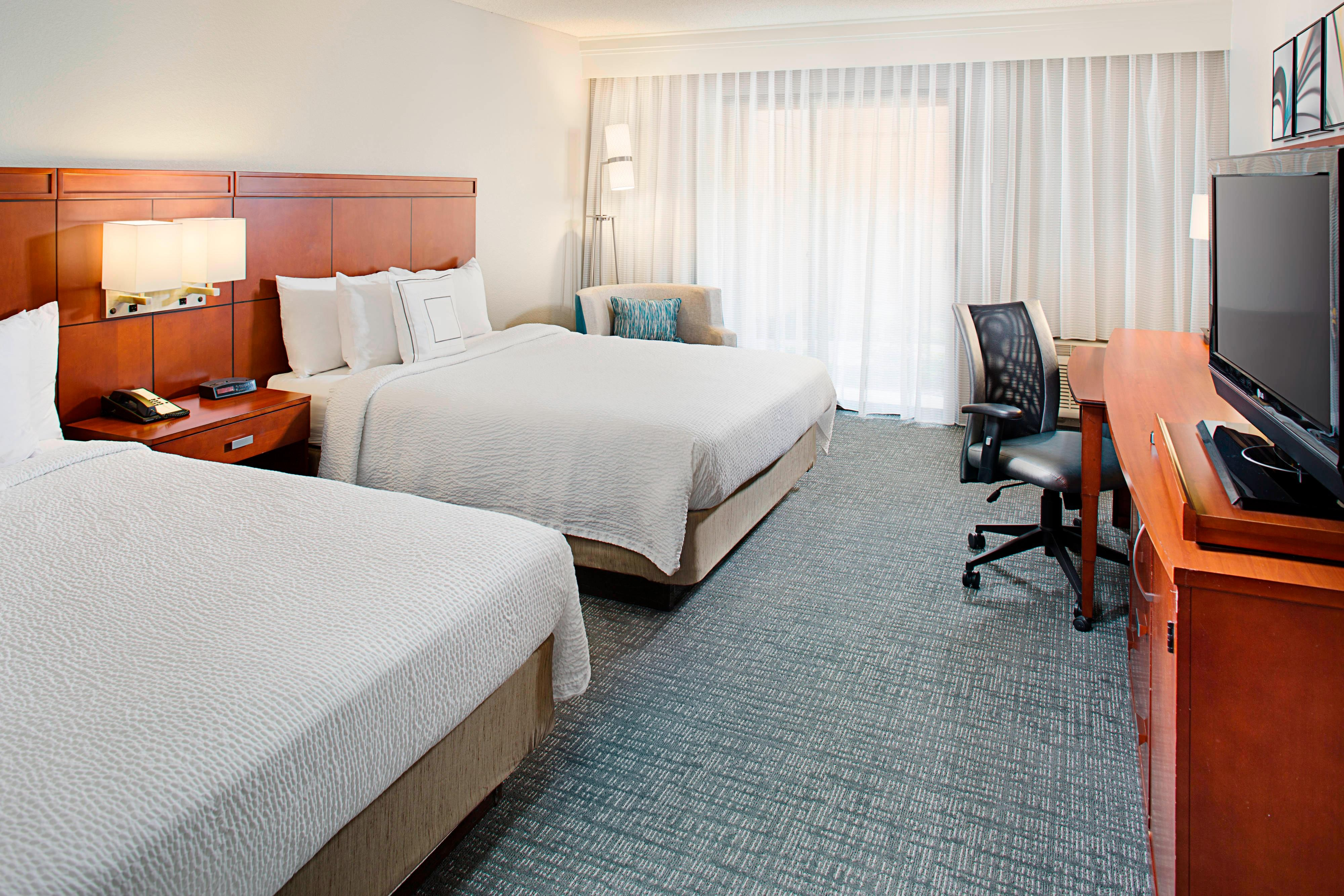 Hotels Downtown Tucson | Courtyard Tucson Williams Centre