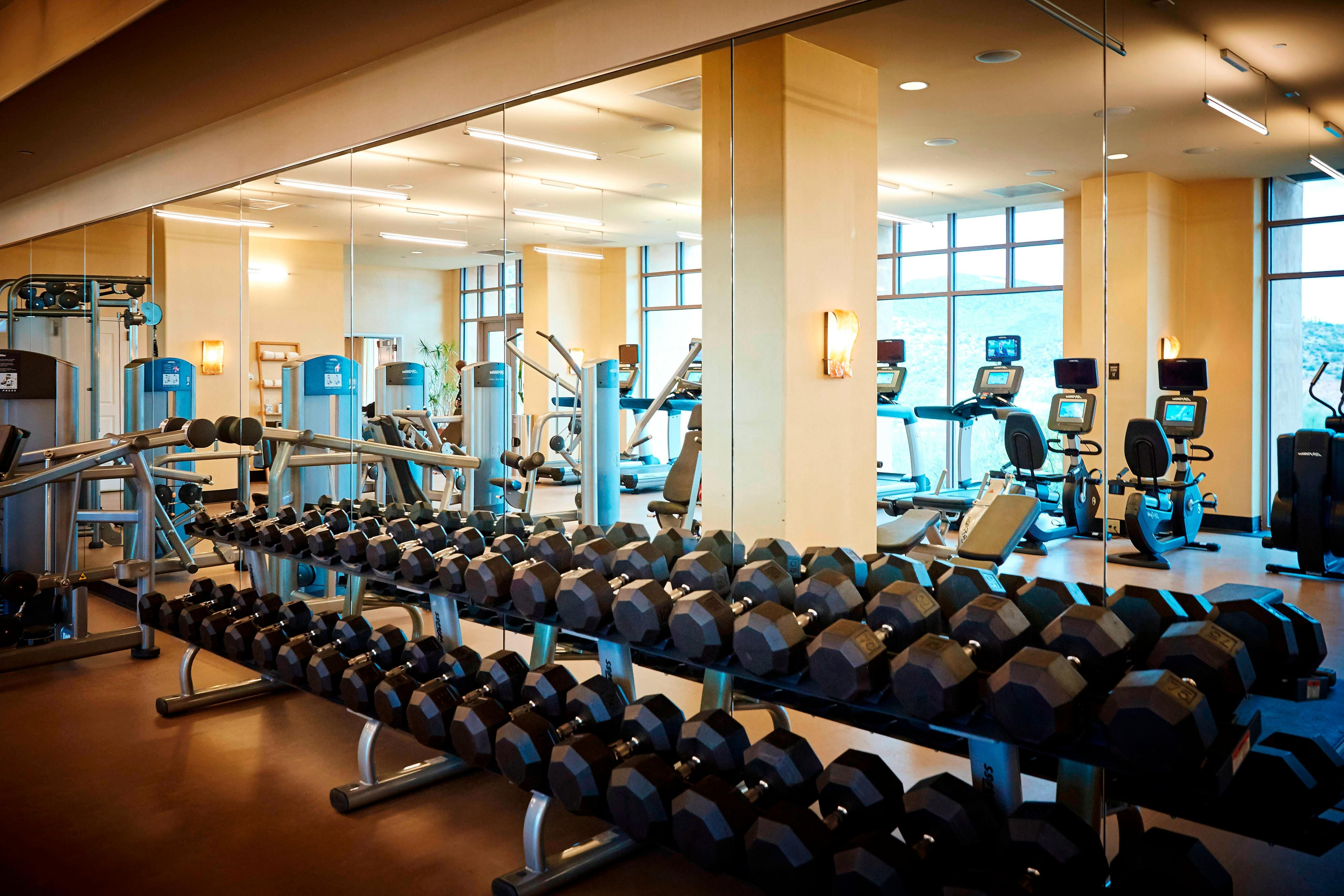 Tucson Resort Fitness Center