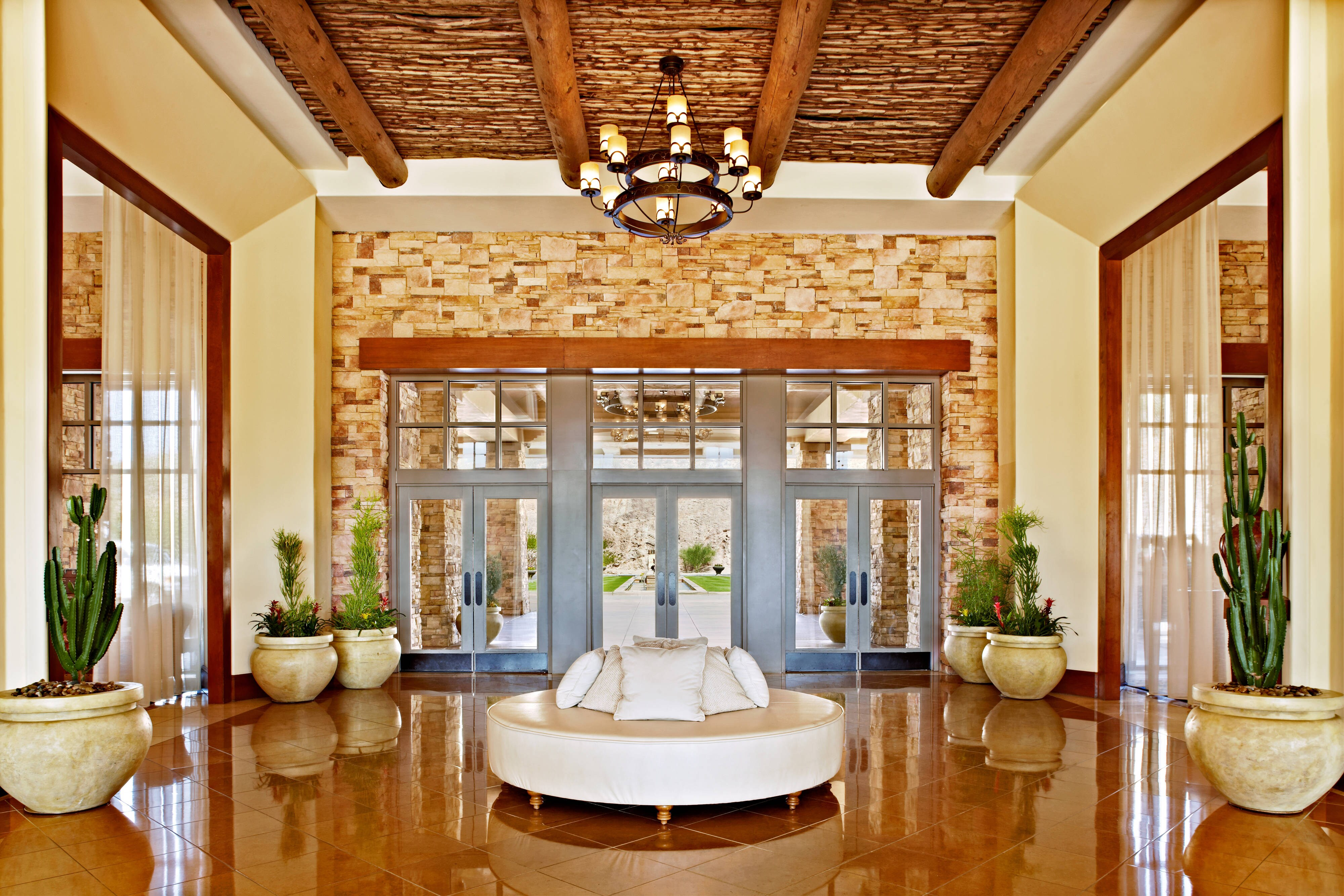 Hotel Lobby in Tucson, AZ