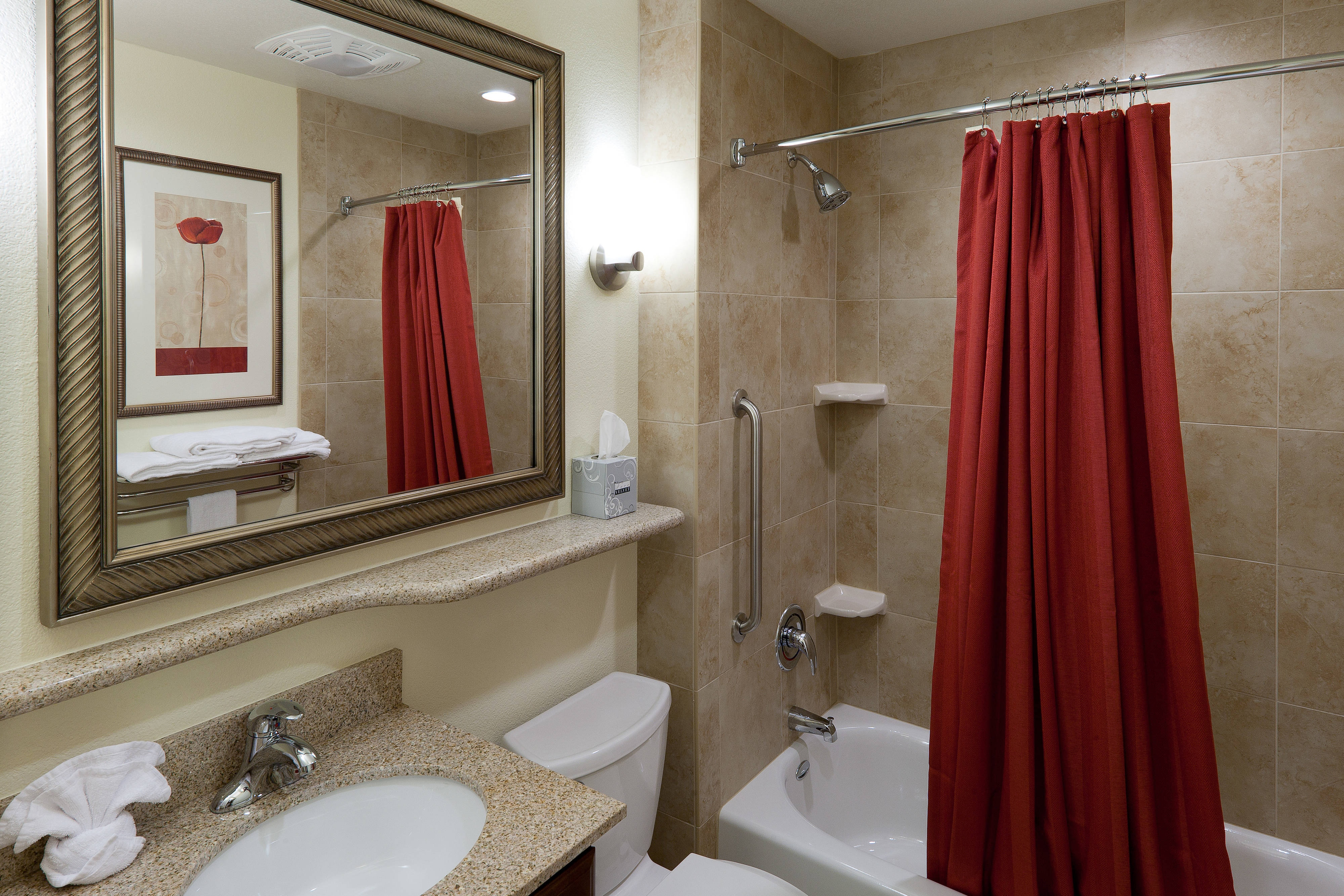 Guest Bathroom - Tucson AZ hotels