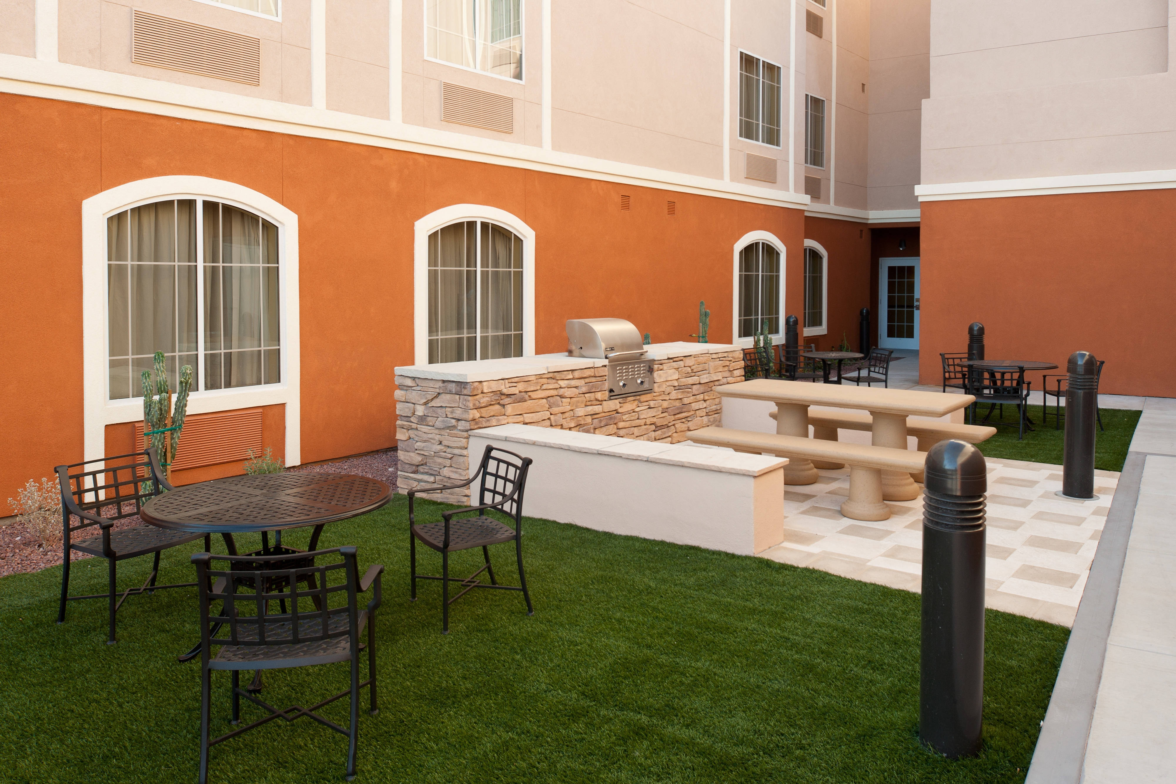 Outdoor Patio - Tucson AZ hotels
