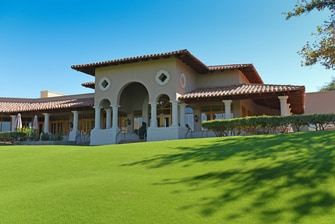 Country Club Right off the Course