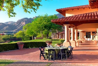 Country Club Patio