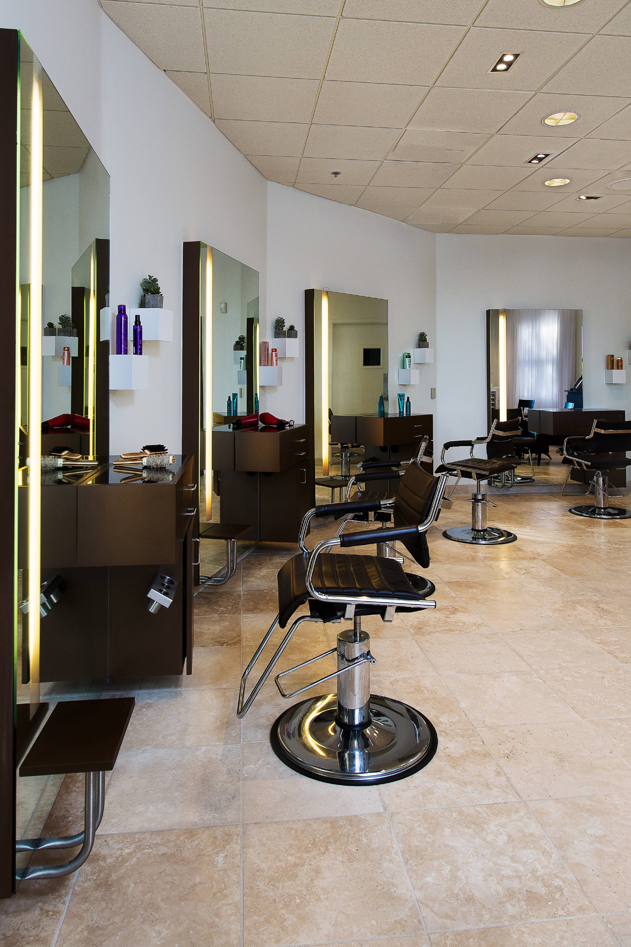 The Red Door Salon Spa