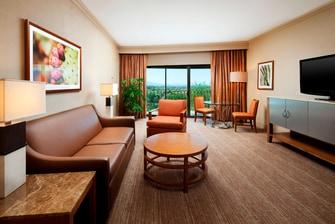 Master Suite - Living Area