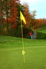 Traverse City Hotel Golf Courses