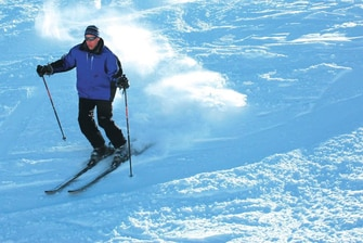 Traverse City Hotel Skiing Snowboarding