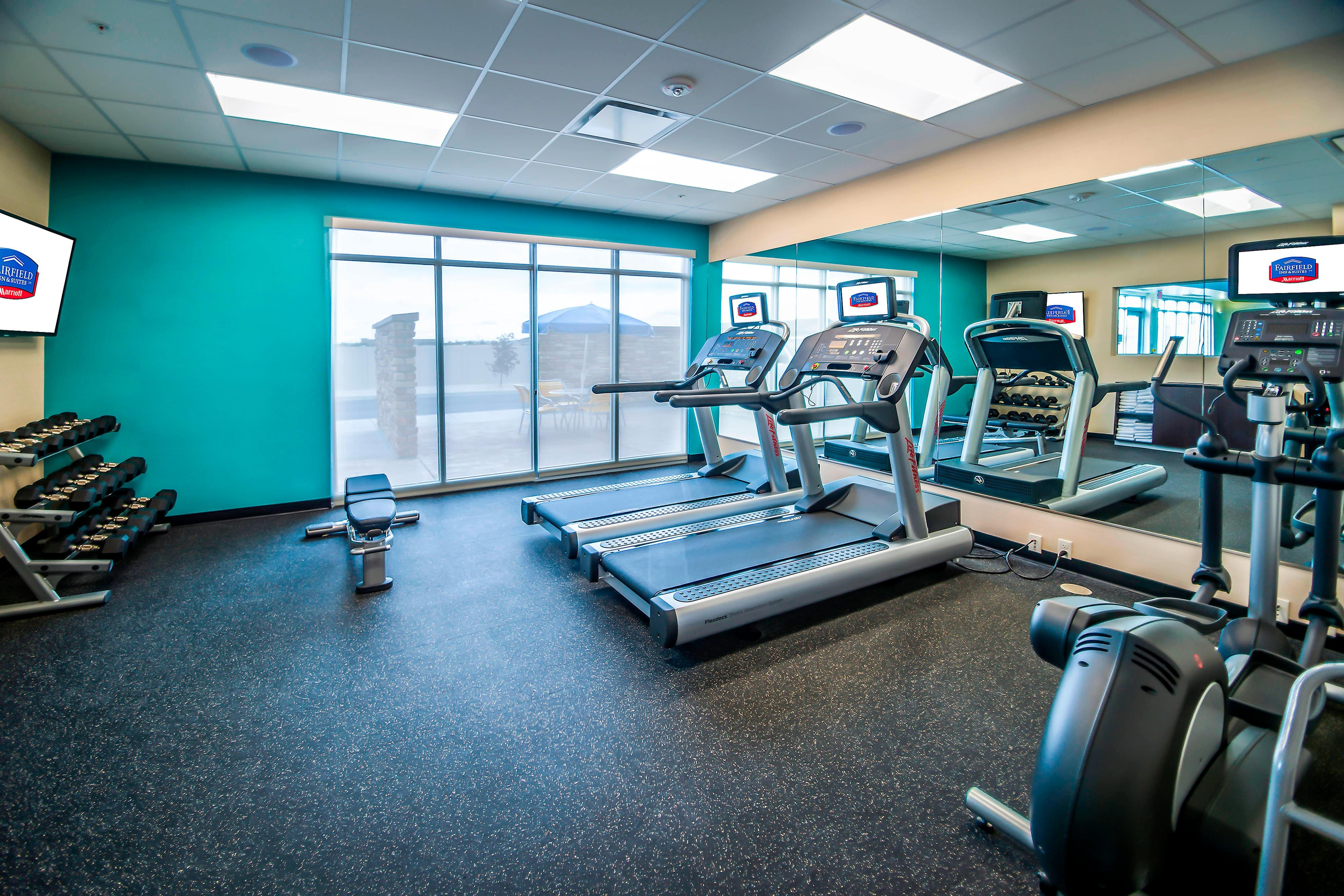 twin falls hotel fitness center