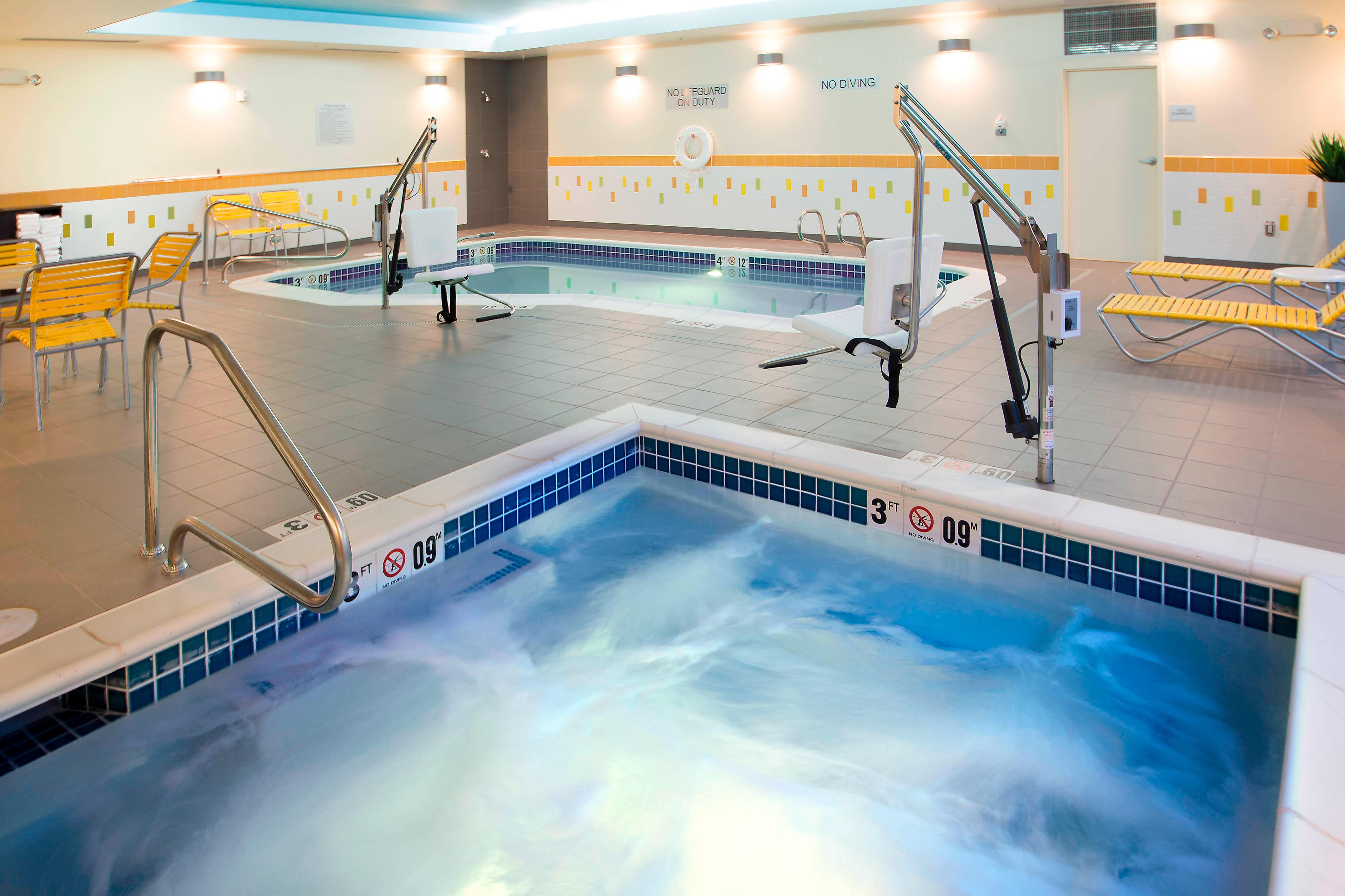 twin falls hotel indoor pool