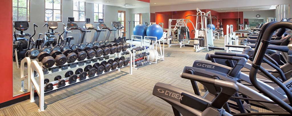 Hotel Gym and Fitness Facilities at Tribute Portfolio Hotels