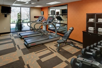 Fitness Center – Texarkana, TX hotels