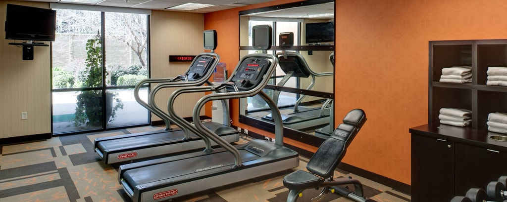 Fitness Center - Hotels in Texarkana, TX