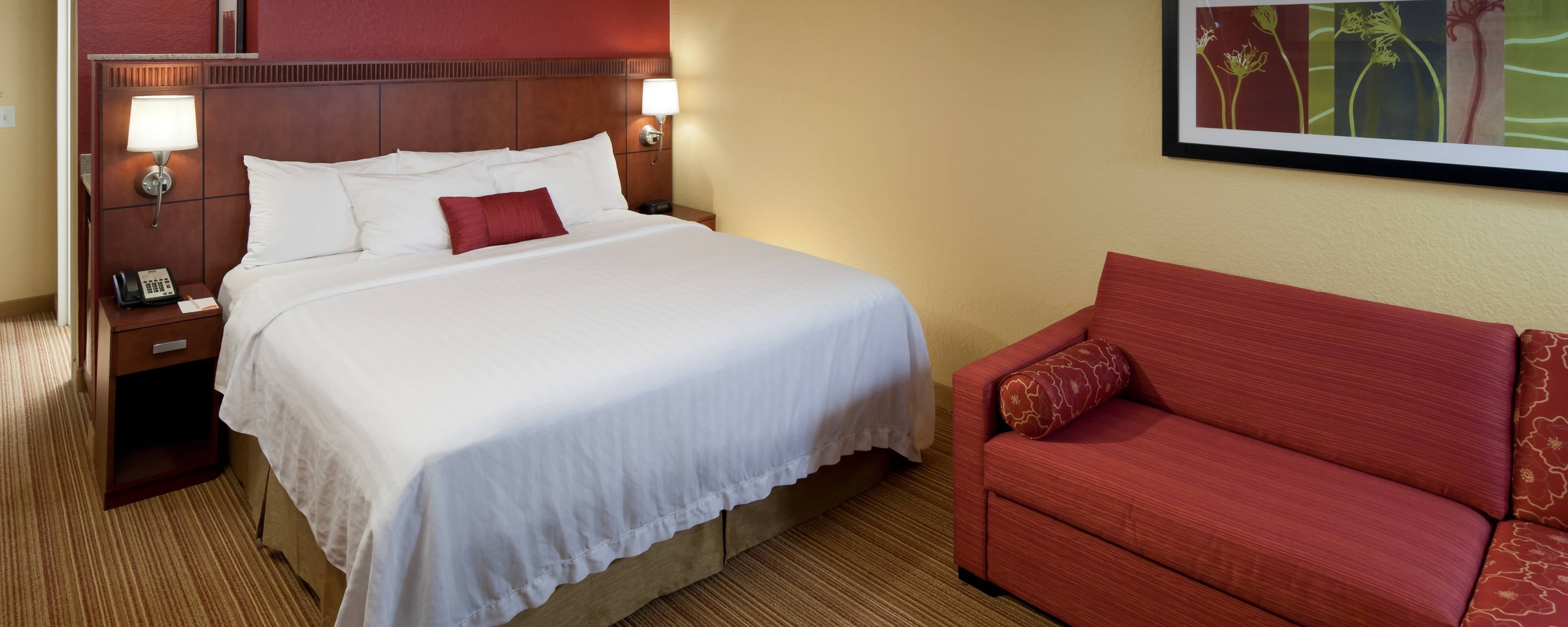 King Guest Room – Texarkana, TX