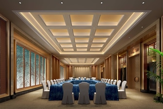 Marriott Wutai Mountain Meeting Room