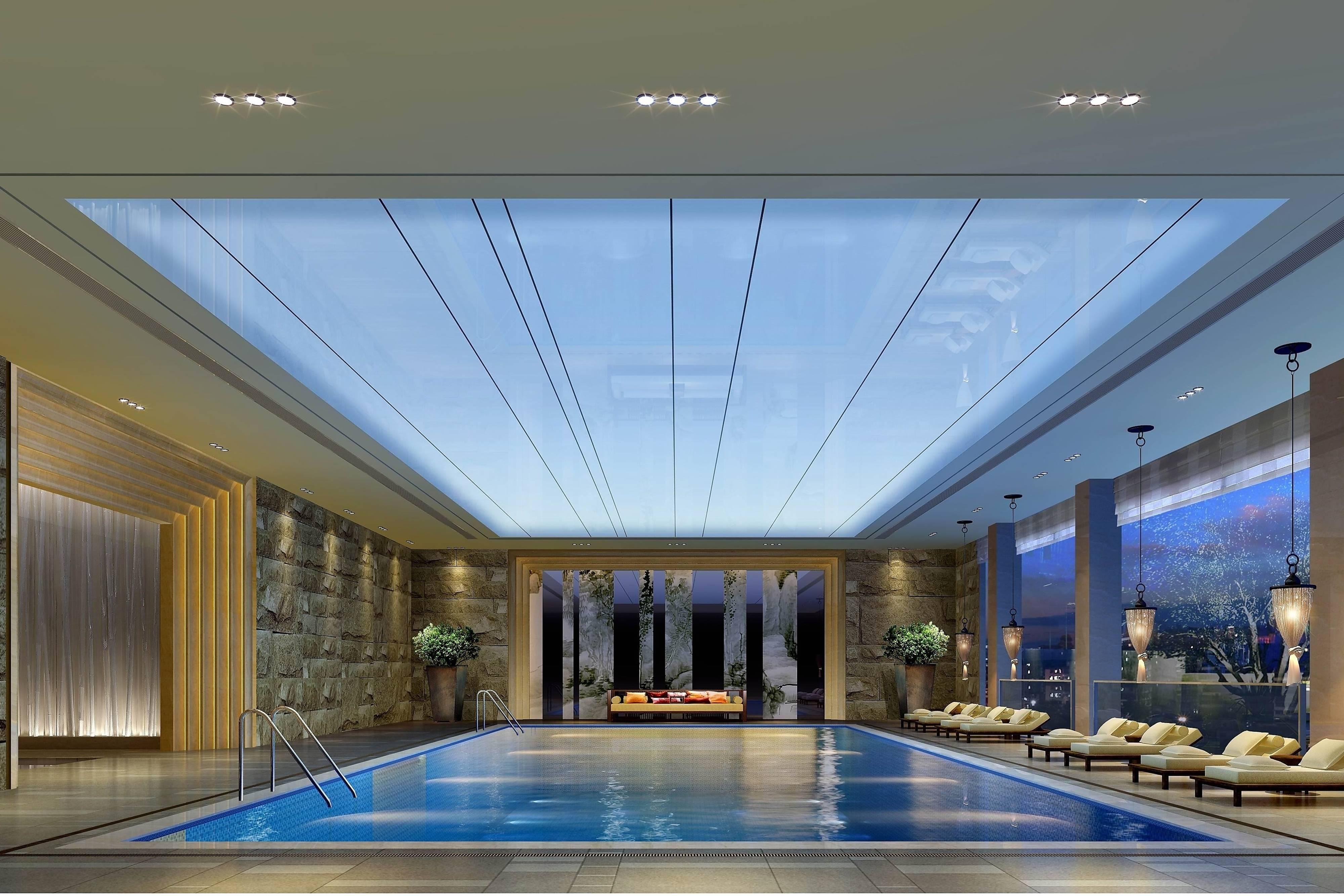 Wutai Mountain Hotel Indoor Pool