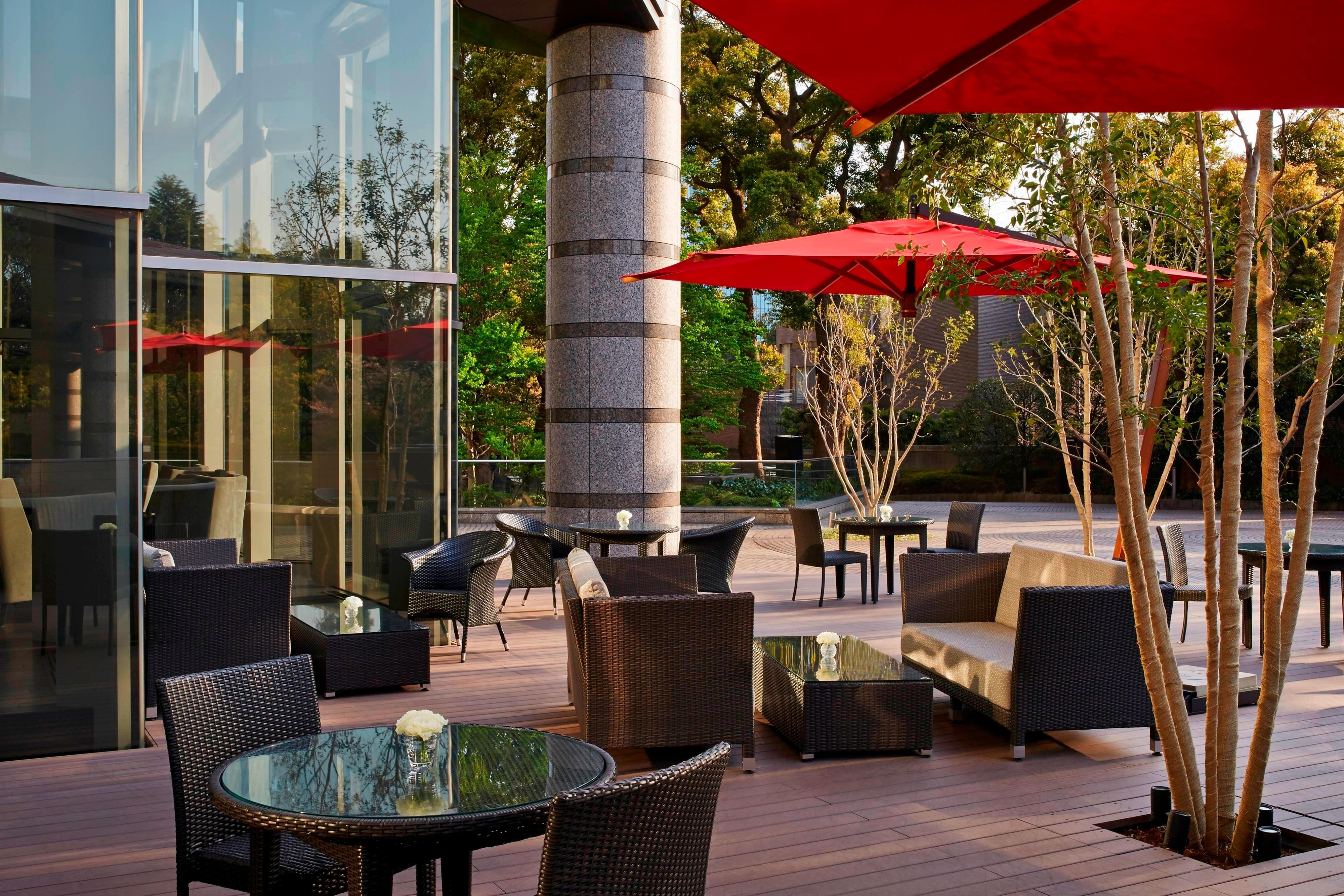 Tokyo Marriott Hotel Lounge & Dining G