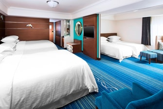 Ocean Dream Room Corner