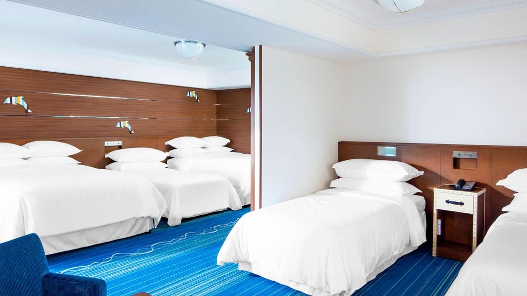Ocean Dream Room Corner