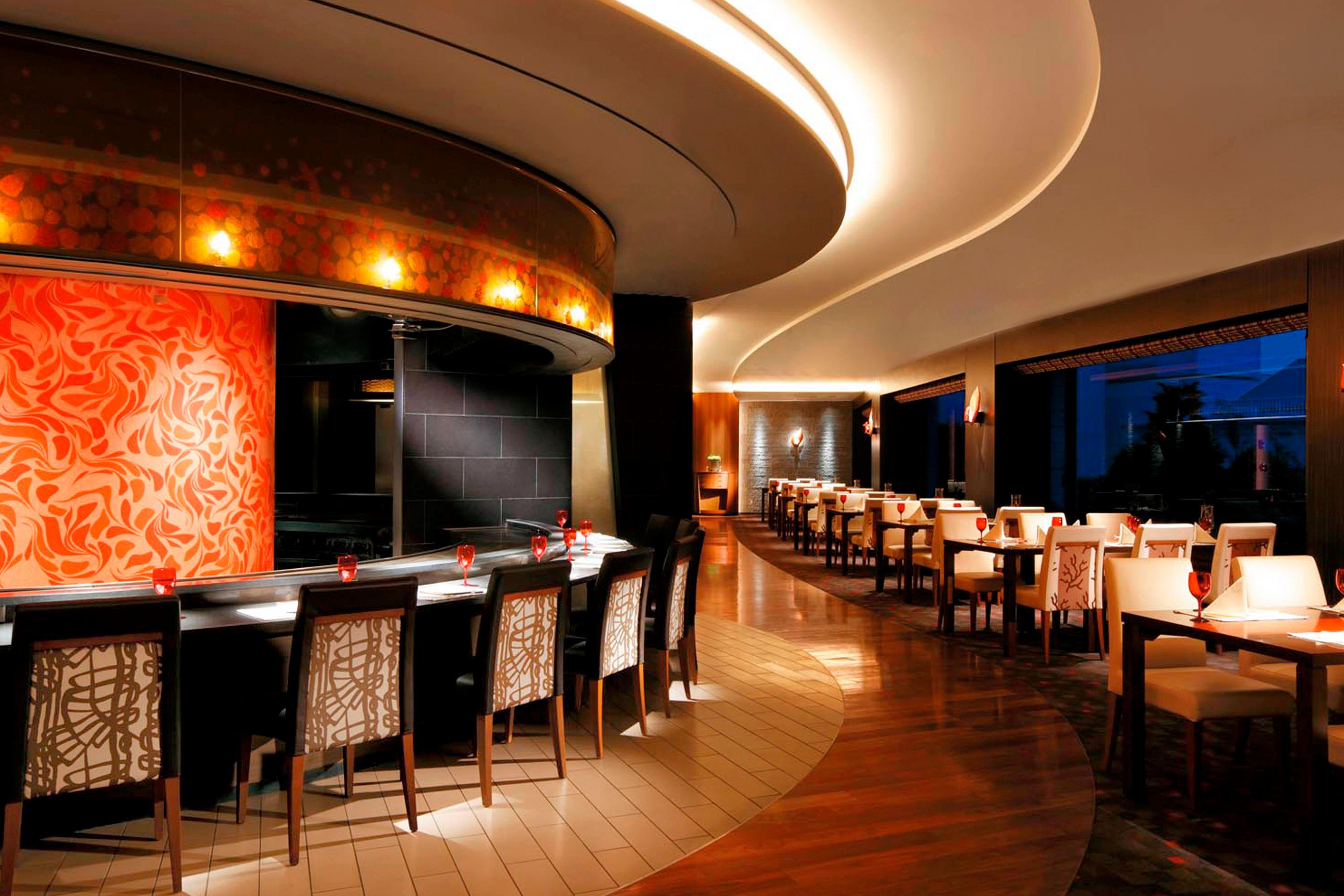 鉄板焼きレストラン「舞浜」
