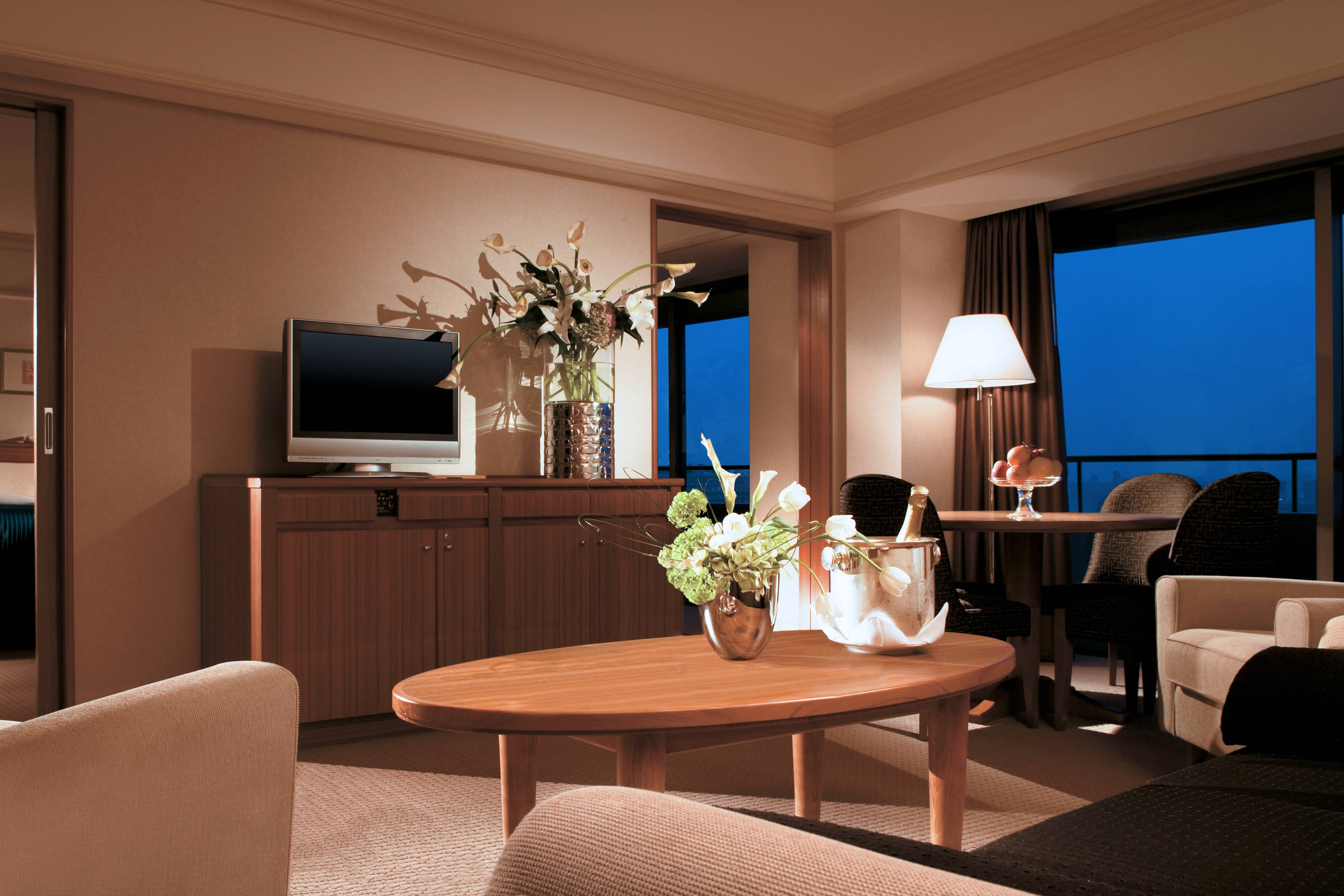 Sheraton Club Suite Zimmer