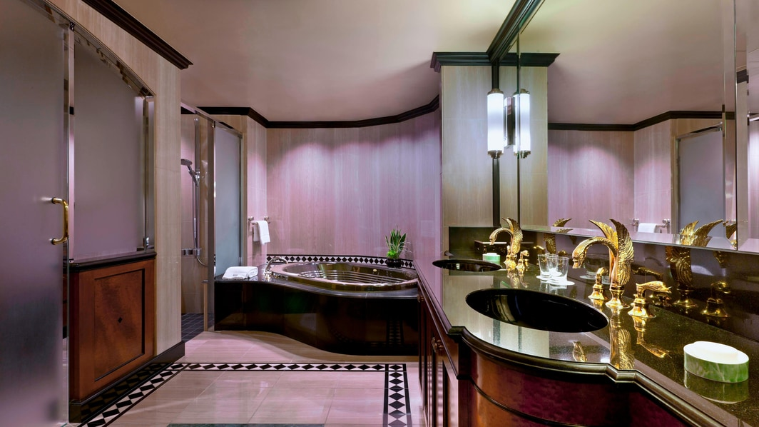プレジデンシャルスイート - バスルーム