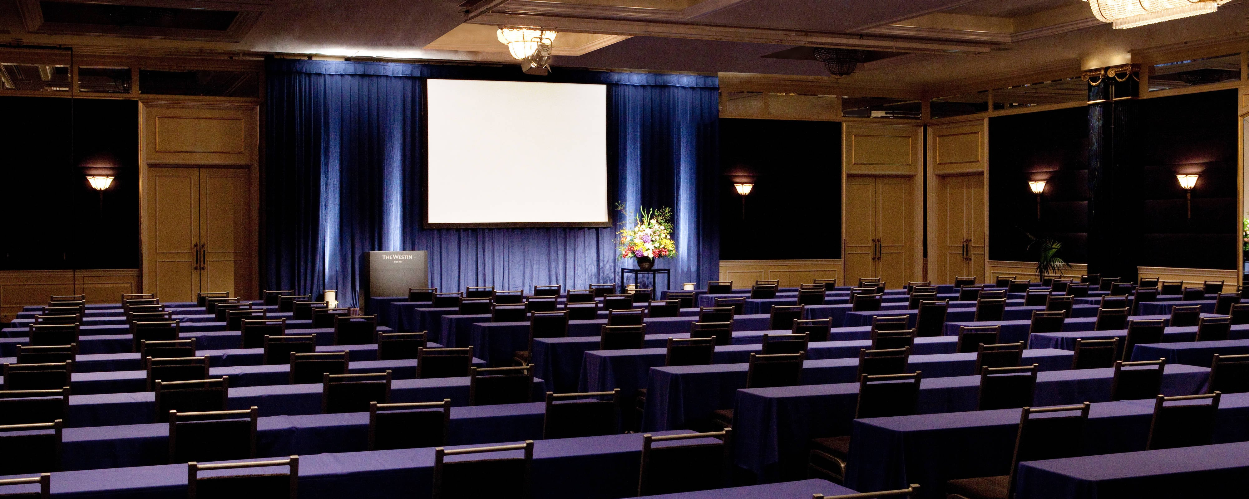 Meeting Room Venues | The Westin Tokyo - Offer Premier Event