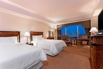 City View Executive Twin Room