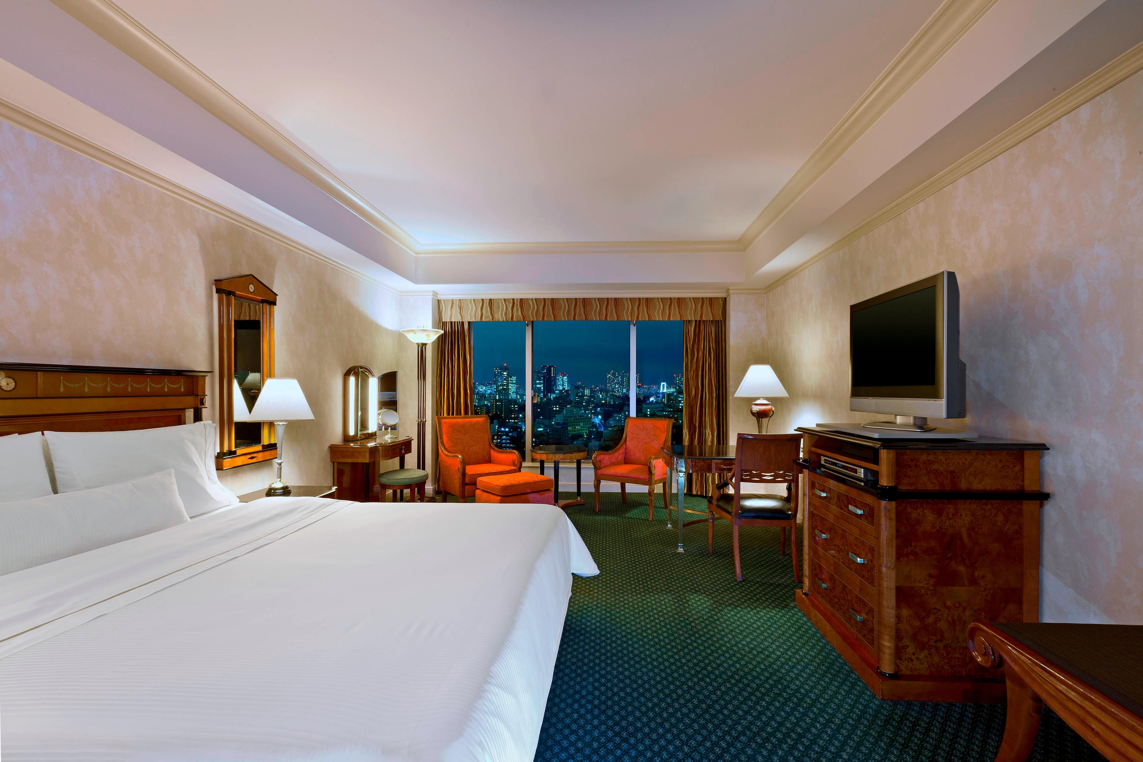 City View Deluxe King Room