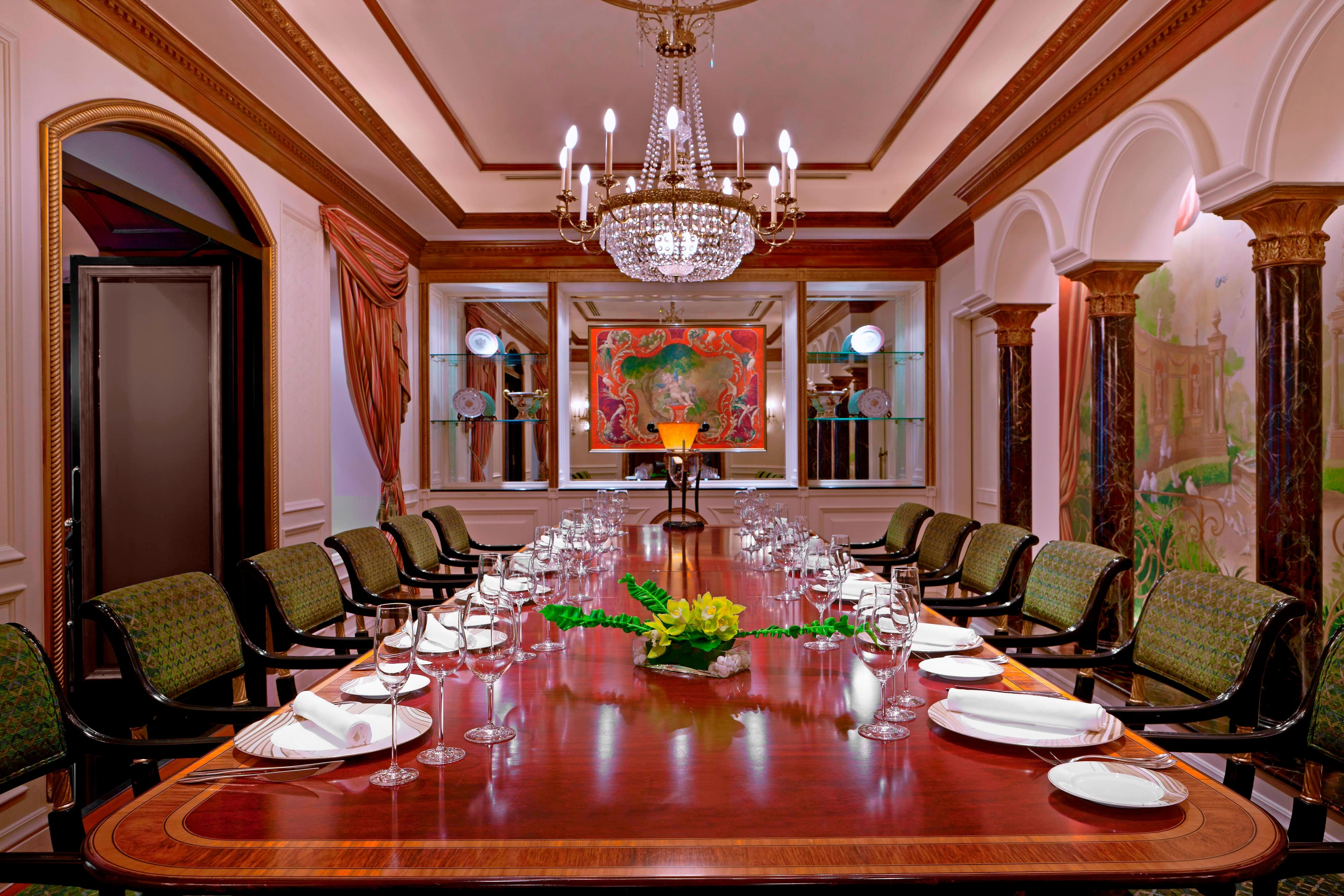 Victor s Restaurant - Private Dining Room