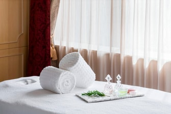Spa Luxury Suite Treatment Room
