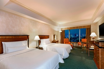 City View Twin Deluxe Guest Room Room