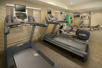 Fitness Center at Tyler Hotel