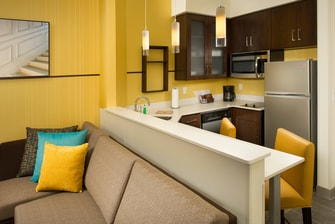 Tyler Texas Studio Kitchen Suite