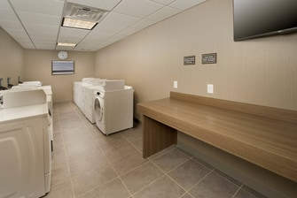 Extended Stay Hotel with Laundry