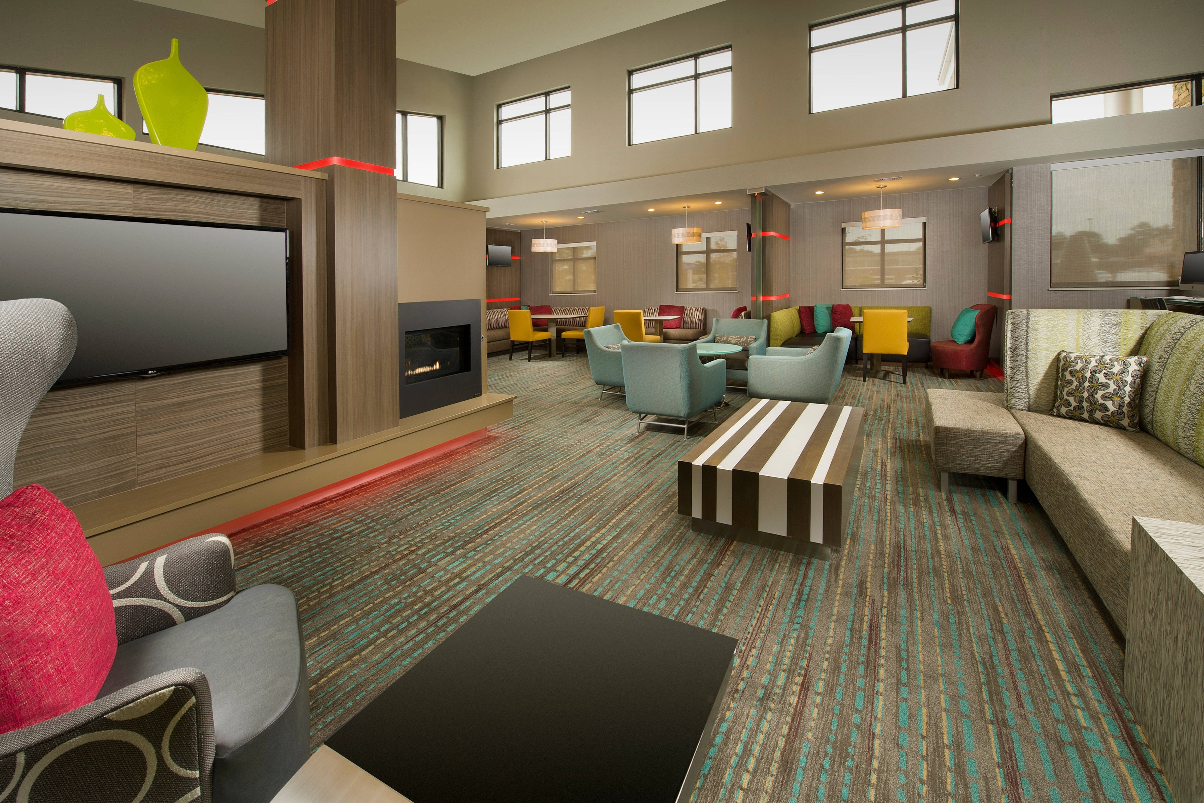 Tyler Texas Hotel Lobby