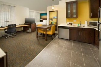 Accessible Studio Suite Tyler Hotel