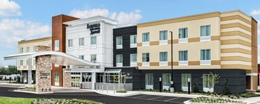 Fairfield Inn & Suites Van Canton Area