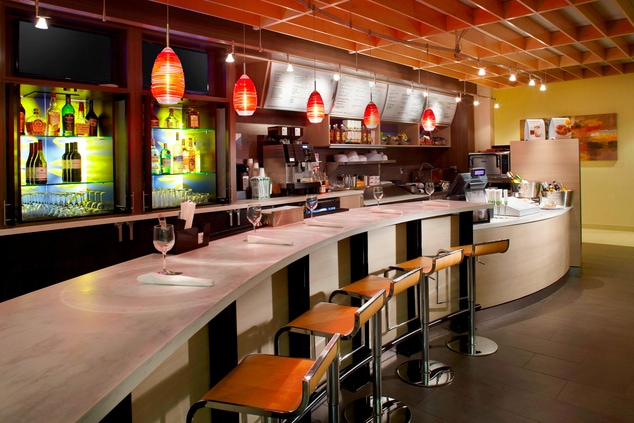 Bistro at Courtyard Knoxville West